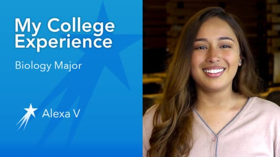 My College Experience, El Camino College Student Alexa V
